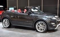 Range Rover Evoque Cabriolet Concept : Classe découverte