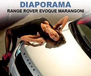 Range Rover Evoque Marangoni