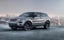 Une série spéciale Victoria Beckham pour le Range Rover Evoque