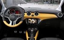 L'Opel Adam reçoit le prix du plus beau design intérieur