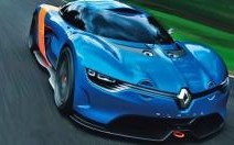 Renault Alpine Concept A110-50 : Surprise monégasque !