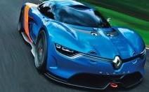 Renault Alpine Concept A110-50 : Surprise monégasque !