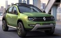 Renault DCross Concept : Carnaval de Rio