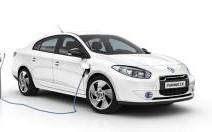 Renault Fluence Z.E : la première Renault électrique de série