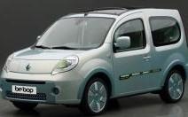 Renault Kangoo Be Bop Z.E : du Be Bop à l'Électro