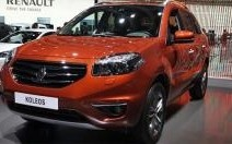 Renault Koleos restylé : soif de revanche