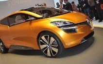 Concept Renault R-Space : Dynamisme familial
