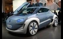 Renault Zoé ZE Concept : l'écologie enjouée