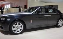 Rolls-Royce Ghost : La plus puissante des Rolls