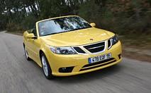 Essai Saab 9-3 Cabriolet Lynx 1.8t BioPower : flower power