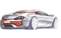 Sbarro : un prototype hybride au salon de Genève