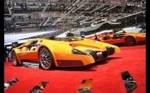 Sbarro Autobau Concept : retour vers le passé