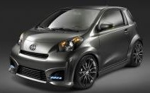 Scion iQ Five Axis : l'iQ fait le show à New York