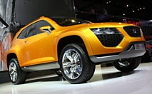 Tribu Concept : un SUV compact chez Seat ?