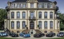 Les Légendes de Bugatti : 13 millions d'euros sur la même photo !