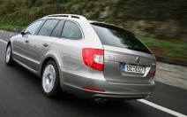 Essai Skoda Superb Combi 2.0 TDI 170 4X4 : break de charge