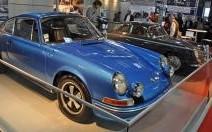 Porsche Distribution pour la première fois à Rétromobile