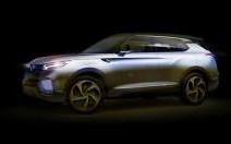 SsangYong Concept XLV : un SUV flexible
