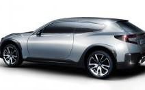 Subaru Cross Sport Design : le BRZ en mode break de chasse