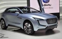 Subaru Viziv : L'hybride diesel façon Subaru