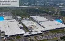 Début des travaux de la première usine Infiniti en Europe