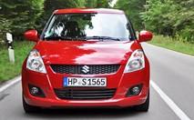 Essai Suzuki Swift : un peu plus allumeuse