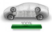 90 secondes chrono : l'échange de batteries par Tesla