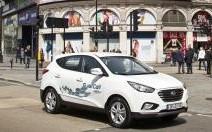 Des Hyundai ix35 Fuel Cell vont rouler au Royaume-Uni