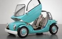Toyota Camatte Concept : Caisse à savon