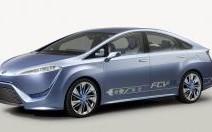 Toyota FCV-R Concept : Objectif hydrogène