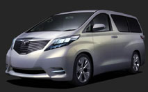 Toyota FT-MV concept : minivan, grand luxe
