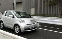 Toyota IQ électrique : sur les routes en 2011