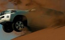 Toyota Land Cruiser SW V8 : Discret toilettage