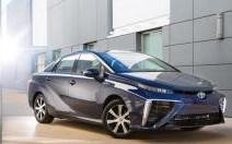 Toyota Mirai : l'hydrogène comme carburant
