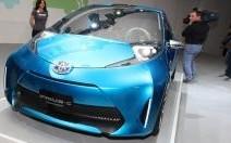 Toyota Prius c Concept : Concentré de Prius