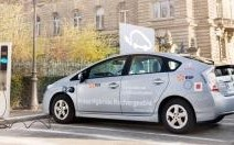 Toyota Prius Plug-in Hybrid : Opération d'envergure à Strasbourg