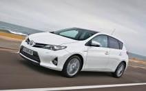 Toyota : les ventes européennes ont progressé de 2 % en 2012