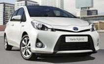 Toyota Yaris Hybrid : Accès à l'hybride