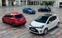 Toyota Yaris restylée : sur les traces de l'Aygo