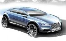 Audi Allroad Coupé : un petit SUV pour annoncer le prochain TT