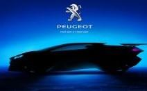 Vision Gran Turismo : Peugeot dévoile une supercar en pixels