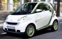 SFR reçoit sa première Smart Electric Drive