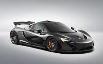 McLaren présente une P1 unique à Pebble Beach