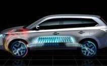 L'Outlander passe à l'hybride rechargeable chez Mitsubishi