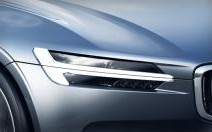 Volvo Concept C Coupé: caractère en approche