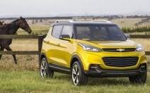 Chevrolet Adra Concept : le SUV compact spécial Inde
