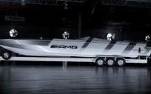 Un off-shore inspiré de la Mercedes SLS AMG