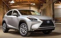 Lexus NX : les prix du SUV compact