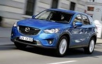 Le Mazda CX-5 élu voiture de l'année au Japon