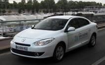 Renault : les modèles électriques en démonstration à travers l'Europe